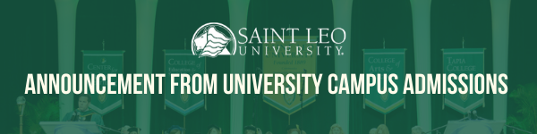 Saint Leo Website
